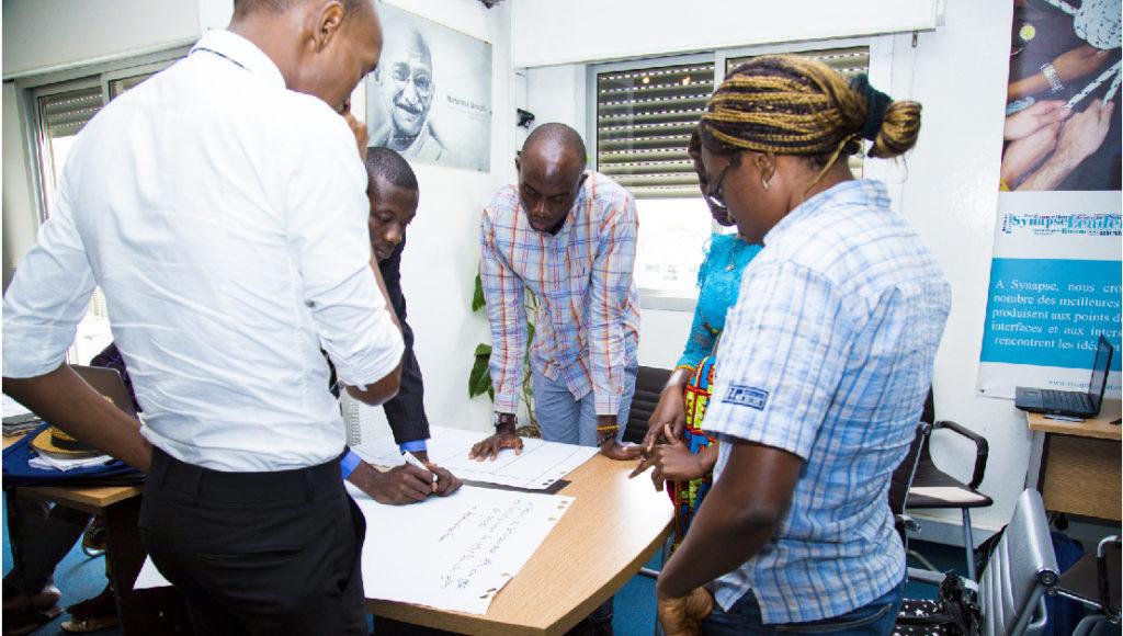 L'entreprenariat social au service des populations à la base de la pyramide.