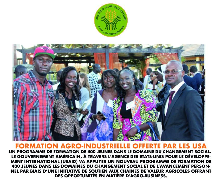 L'USAID au secours de 400 jeunes Sénégalais