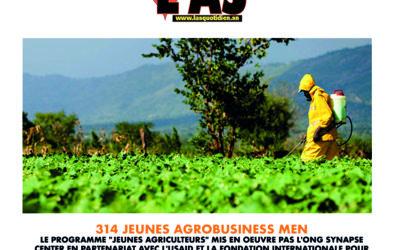 314 jeunes formés en agrobusiness
